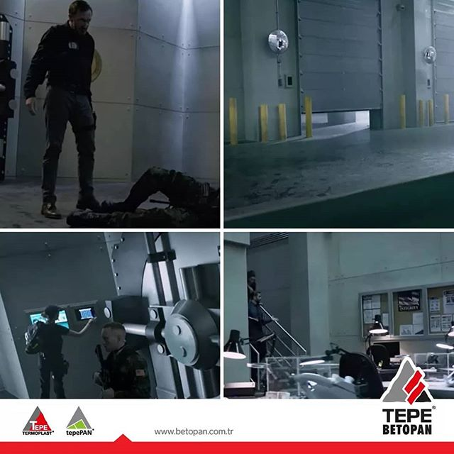 Tepe Betopan Product Became Hollywood Star!
